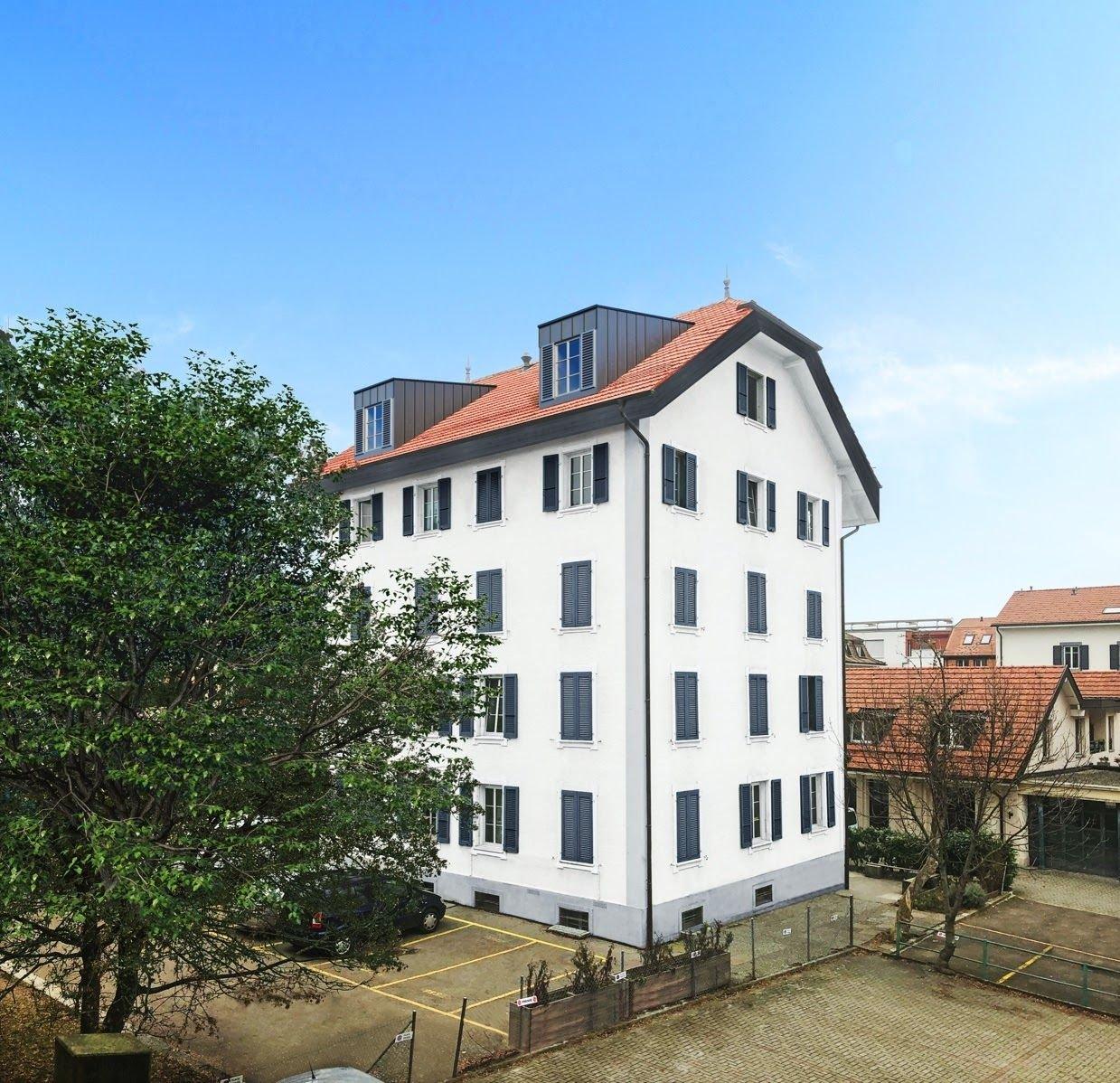 Fribourg - Les Remparts - Logements pour étudiants - 2021/2022
