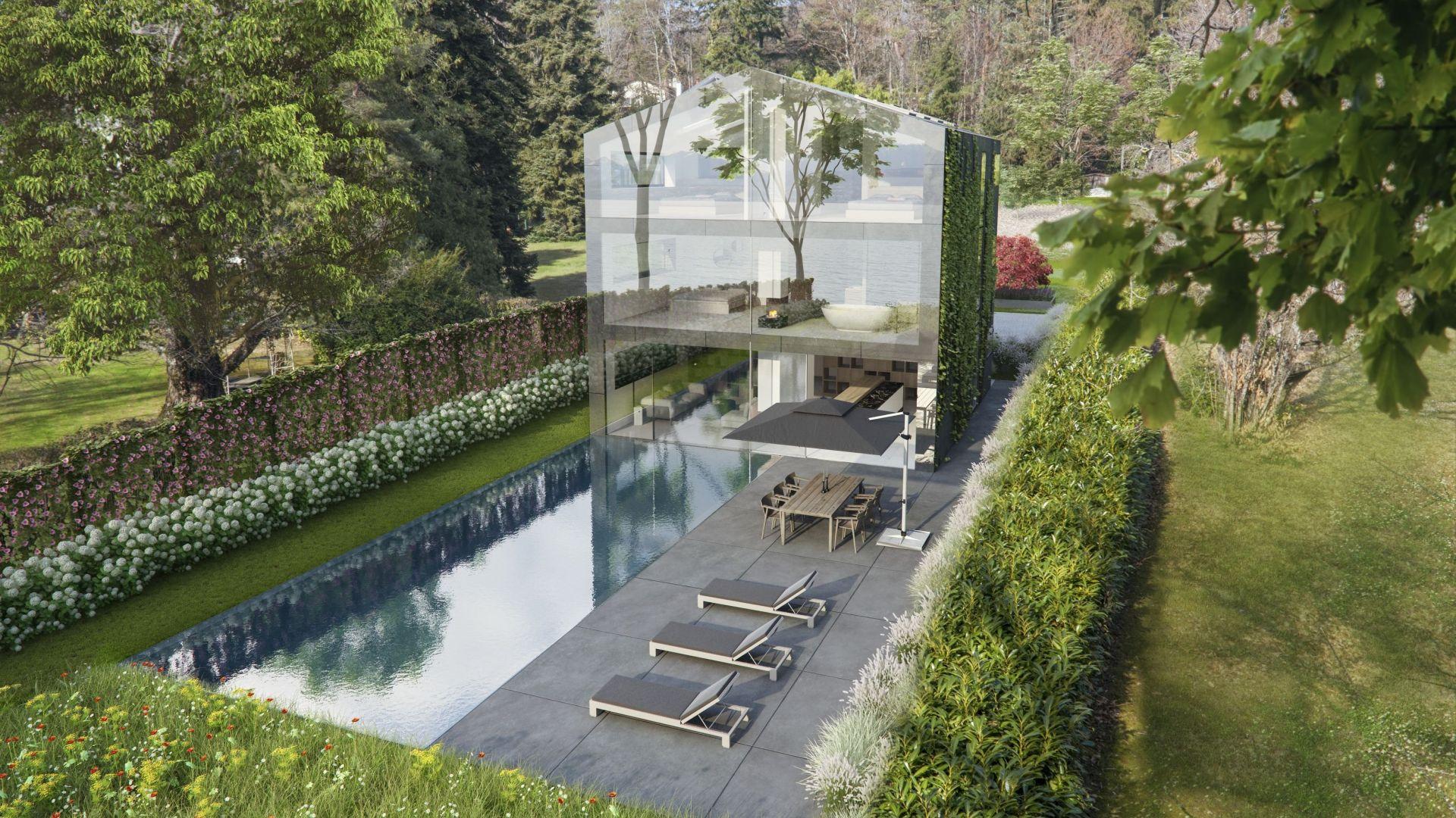 Buchillon - Villa privée pied dans l'eau