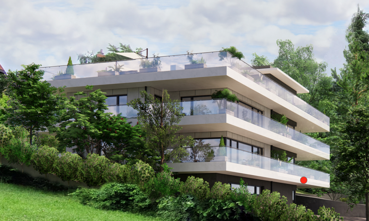 LOT Réservé - Lausanne - Promenade du parc - Lot 2 - 5.5 pièces