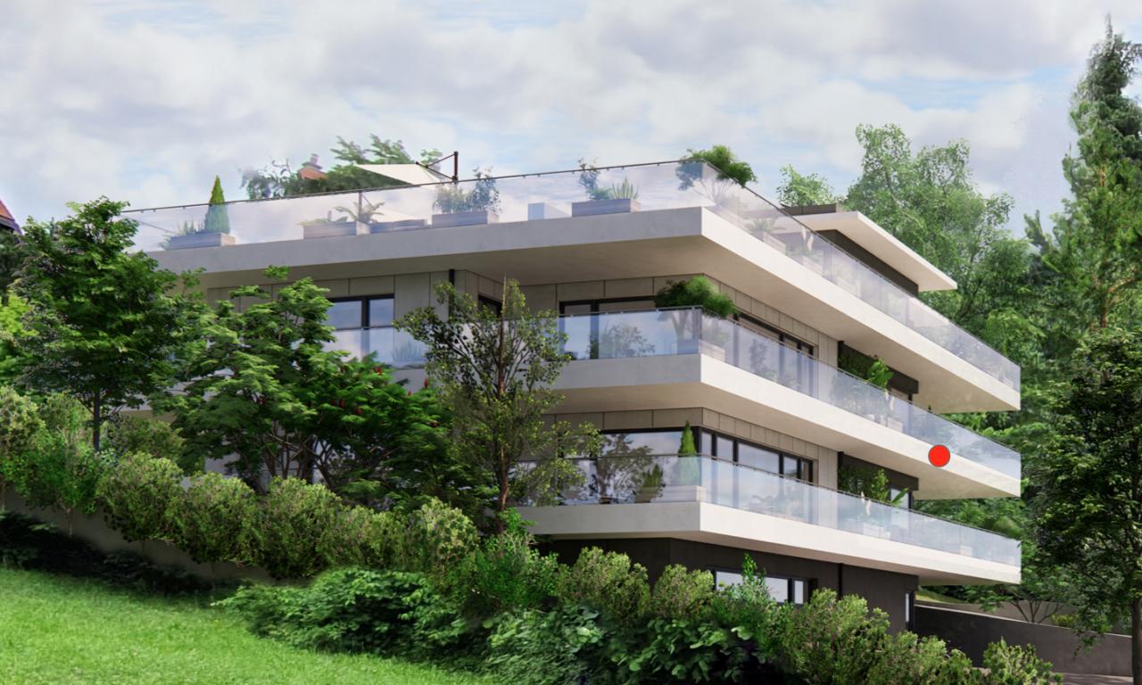 LOT Réservé - Lausanne - Promenade du parc - Lot 4 - 5.5 pièces