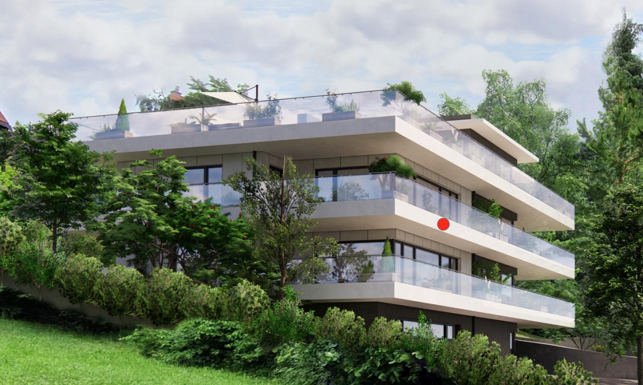 LOT Réservé - Lausanne - Promenade du parc - Lot 3 - 4.5 pièces