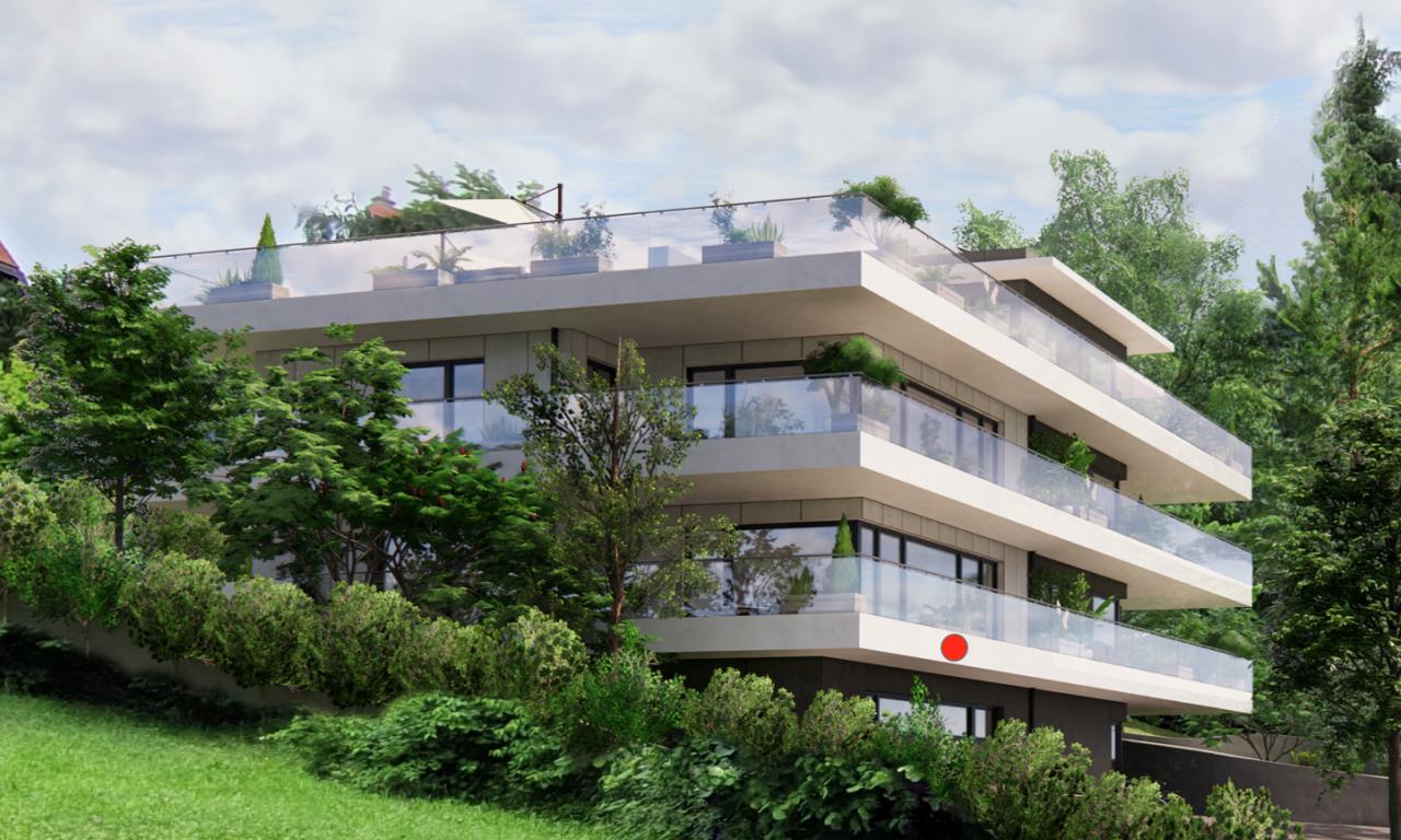 LOT Réservé - Lausanne - Promenade du parc - Lot 1 - 4.5 pièces